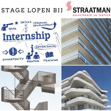 Stage lopen bij Straatman