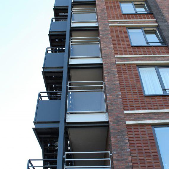 114 appartementen De Keerkring te Amersfoort