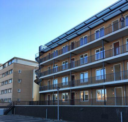 38 appartementen Voorburg
