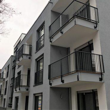 14 appartementen Mozartstrasse te Wuppertal
