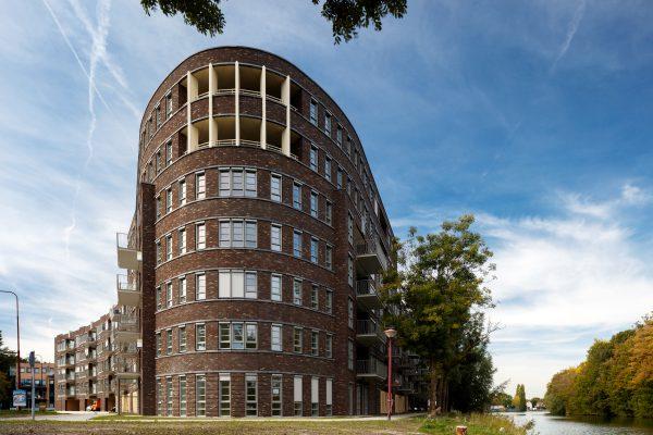 96 appartementen Meentwal te Nieuwegein