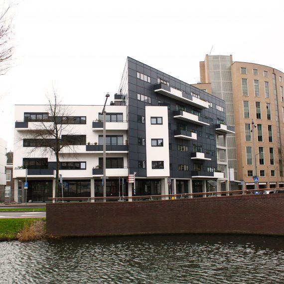 Spuiboulevard te Dordrecht