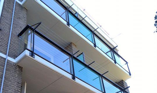 Renovatie 111 woningen Fase 2 te Rotterdam IJsselmonde