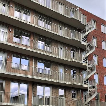 32 appartementen Pakhuysen te Almere