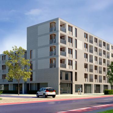 46 appartementen Eindhovenlaan te 's-Hertogenbosch