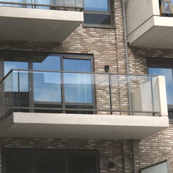 Appartementen 't Zand te Utrecht