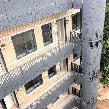 30 Appartementen Agnietenstraat te Gouda