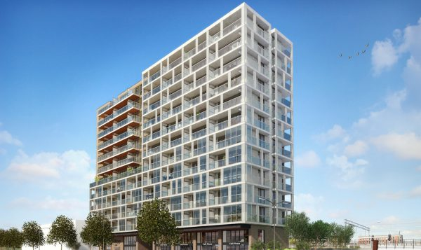 Appartementen Kop van Laak te Den Haag