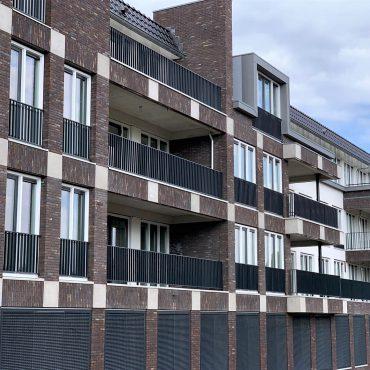 Afgerond project: 48 appartementen 't Heem te Joure