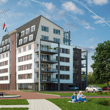 19 appartementen Gravendeel